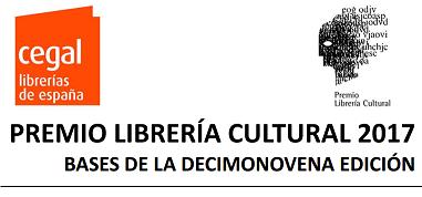 Premio Libreria Cultural 2017